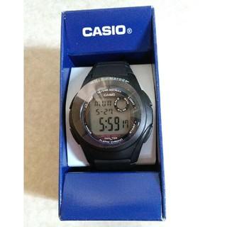カシオ(CASIO)のデジタルメンズウオッチ カシオF-200W-1AJF(腕時計(デジタル))