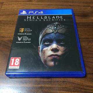 PlayStation4 - Hellblade(ヘルブレード) ps4