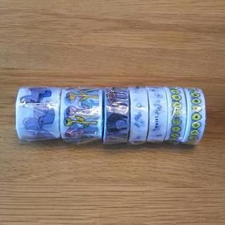 mina perhonen - 【お値下げ】ミナペルホネン mt 新品 未使用 マスキングテープ 7本 セット