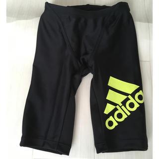 アディダス(adidas)の【新品】アディダス キッズ 水着 100サイズ  パンツ(送料込み)(水着)