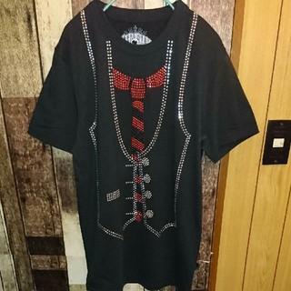ファンキーフルーツ(FUNKY FRUIT)のファンキーフルーツ購入 スパンコールTシャツ(Tシャツ(半袖/袖なし))