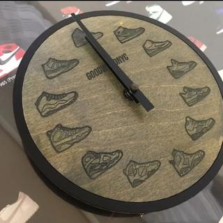 GOODWOOD NYC ジョーダン 掛け時計 グッドウッド(スニーカー)