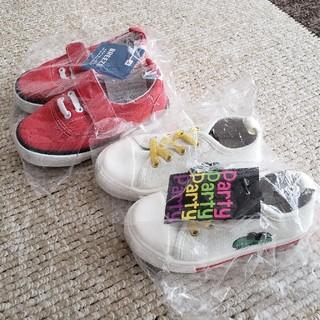 ブリーズ(BREEZE)の15.0センチ靴 二足セット🎵新品未使用(スニーカー)