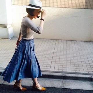 デミルクスビームス(Demi-Luxe BEAMS)のボリューム スカート(ロングスカート)