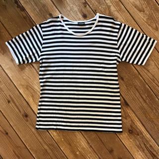 マリメッコ(marimekko)の専用です。  marimekko ボーダーTシャツ(Tシャツ/カットソー(半袖/袖なし))