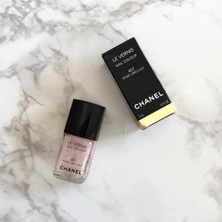 CHANEL - CHANEL ネイルポリッシュ 新品 ヴェルニ ロングトゥニュ 限定カラー