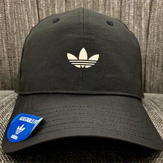 アディダス(adidas)の【新品レア】adidas USA 帽子 ナイロン100% unisex free(キャップ)