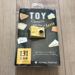 トイ カメラ チーズ♡新品(コンパクトデジタルカメラ)