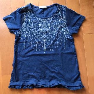 ジーユー(GU)のガールズ Tシャツ(Tシャツ/カットソー)