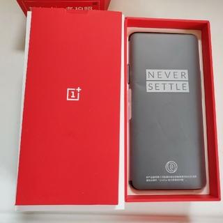 OnePlus7Pro 8GB/256GB ミラーグレイ(スマートフォン本体)