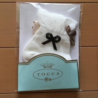 TOCCA - トッカ 靴下 9~11cm