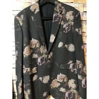 ラッドミュージシャン(LAD MUSICIAN)のLAD MUSICIAN 17ss Flower jacket(テーラードジャケット)
