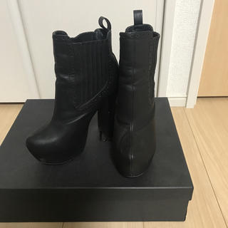 アウラアイラ(AULA AILA)のRYZA  サイドゴアブーツ(ブーツ)