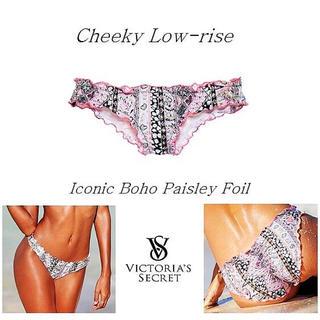 9d351ead455 ヴィクトリアズシークレット(Victoria's Secret)の新品 Victoria's Secret フリルエッジ ビキニボトム(