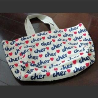 シェル(Cher)のcher☆トートバッグ 中サイズ(トートバッグ)