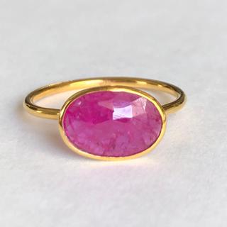 ルビー k18 ゴールド リング 検索 マリーエレーヌ ジェムパレス(リング(指輪))