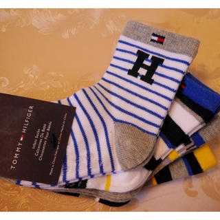 TOMMY HILFIGER - tommy hilfiger☆kids baby sox4足セット✴︎新品未使用