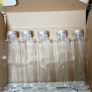 ハーバリウム瓶、丸瓶150ml 5本セット(その他)