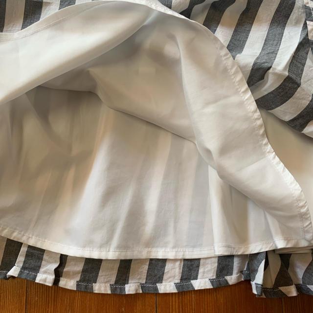 GU(ジーユー)のGU ワンピース 130 キッズ/ベビー/マタニティのキッズ服 女の子用(90cm~)(ワンピース)の商品写真