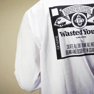 W)taps - 入手困難 wasted youth  Wtaps supreme