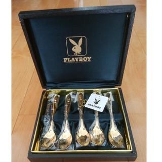PLAYBOY - 新品 ティースプーン