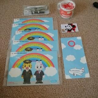 JAL(日本航空) - 全て非売品 JAL グッズ プラモデル コップなど