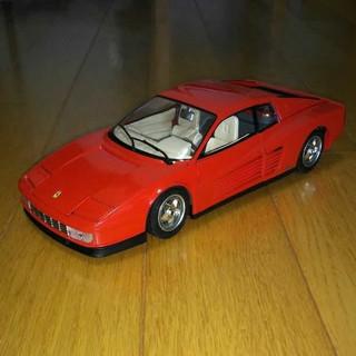 フェラーリ(Ferrari)のブラーゴ フェラーリ テスタロッサ 1/18 美品(ミニカー)