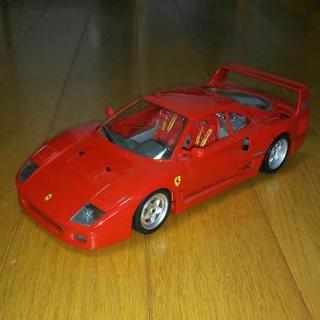 フェラーリ(Ferrari)のブラーゴ フェラーリ F40 1/18 美品(ミニカー)
