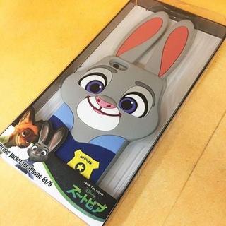 Disney - ズートピア iPhone6/6s スマホケース シリコン DN377A
