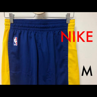 NIKE - ◆ NIKE ナイキ ゴールデンステイト ウォリアーズ バスパン M ◆