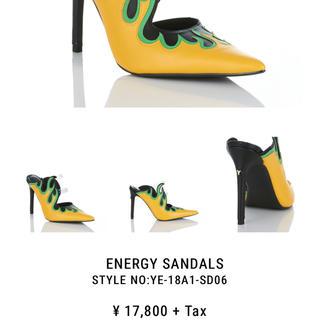 イエローブーツ(Yellow boots)のYELLO エナジーサンダル(サンダル)
