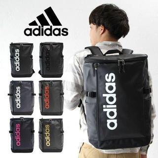 アディダス(adidas)のadidas*31Lアディダス ボックス型リュックサックACE■定価9,612円(バッグパック/リュック)