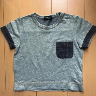 bbd234963ff52 コムサイズム(COMME CA ISM)のコムサ Tシャツ サイズ100(Tシャツ