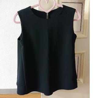 ジーユー(GU)のジーユー Aラインブラウス(シャツ/ブラウス(半袖/袖なし))