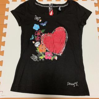 デシグアル(DESIGUAL)のTシャツ  デシグアル 美品(Tシャツ(半袖/袖なし))