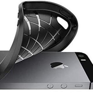 437c536718 アイフォーン(iPhone)のiphone se ケース spigen(モバイルケース/カバー)