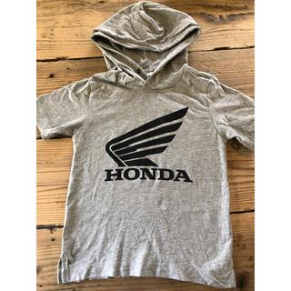 GU - HONDAコラボTシャツ GU 半袖T キッズ120