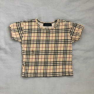 バーバリー(BURBERRY)のバーバリー Tシャツ9m(Tシャツ)