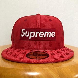 Supreme - Supreme Monogram Box Logo New Era【7 1/4】