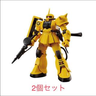 ハンシンタイガース(阪神タイガース)のms-06s ザクⅡ 阪神タイガース ver 2個セット(模型/プラモデル)
