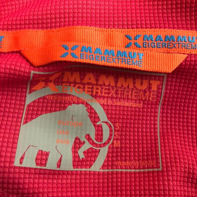 Mammut(マムート)のマムート アイガーエクトリーム ロングスリーブ レディースM スポーツ/アウトドアのアウトドア(登山用品)の商品写真
