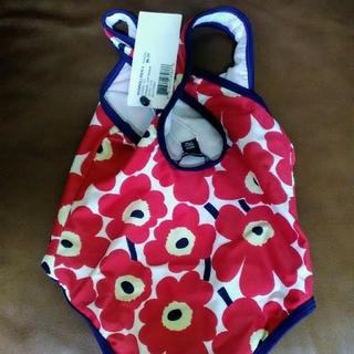 マリメッコ(marimekko)の新品■マリメッコ ウニッコ 水着 ワンピース スイムウェア ベビー キッズ(水着)