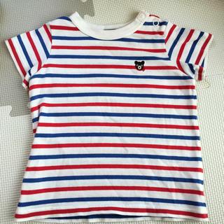 DOUBLE.B - ダブルビー  Tシャツ 80