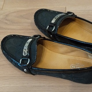 e7be2678e717 コーチ(COACH)のCOACH ローファー 美品 シューズ(ローファー/革靴)