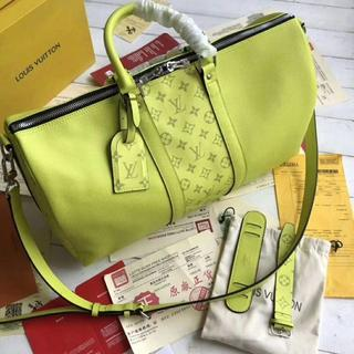 LOUIS VUITTON - 限定★Louis Vuitton(ルイヴィトン)- KEEPALL BANDOU