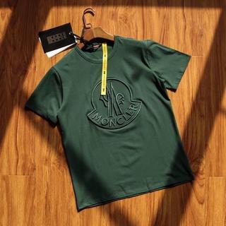 MONCLER - MOSCHINO モスキーノ 男性 メンズ 半袖 Tシャツ 人気  セール実施中