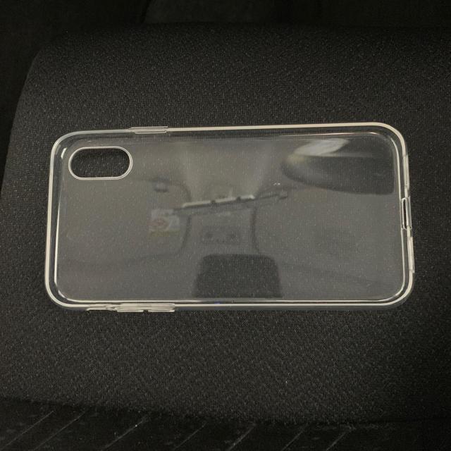 iphone8 ケース unicase / iPhone - iPhone XR クリアケースの通販 by あおまま's shop|アイフォーンならラクマ