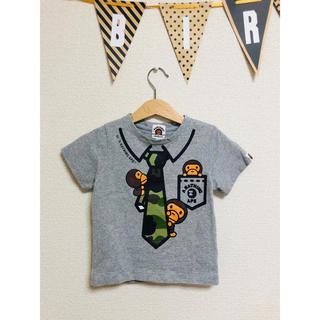 アベイシングエイプ(A BATHING APE)のkids Tシャツ ♡A BATHING APE♡男の子90(Tシャツ/カットソー)