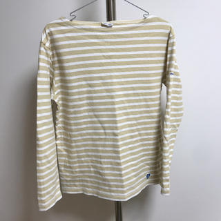 オーシバル(ORCIVAL)のオーシバル ボーダー柄 カットソー Size 4(Tシャツ/カットソー(七分/長袖))