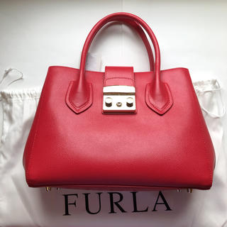 cbce36f273c1 フルラ(Furla)の【新品】フルラ FURLA メトロポリスハンドバッグ ショルダーバッグ 2way